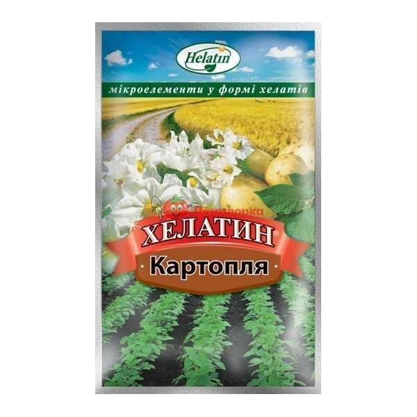 Хелатин КАРТОФЕЛЬ Helatin, Фасовка - 50 мл