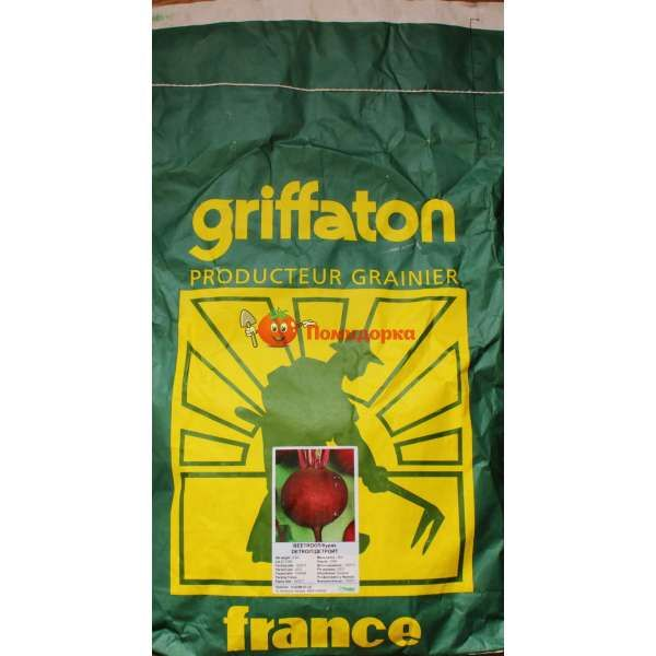 Свекла ДЕТРОЙТ (Detroit) Griffaton 5 кг